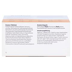 FEMIBION Schwangerschaft 2+D3 Kombipackung 2x2x60 Stück - Unterseite