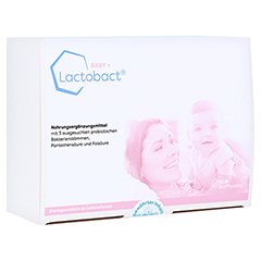 LACTOBACT Baby+ 90-Tage Beutel 90x2 Gramm