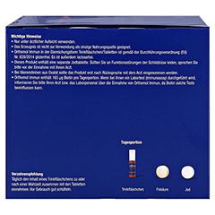 Orthomol Immun Trinkfläschchen + Tabletten 30 Stück - Rechte Seite