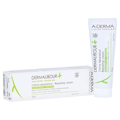 A-DERMA DERMALIBOUR+ Regenerierende Creme 15 Milliliter