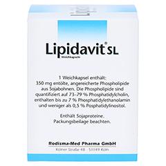 Lipidavit SL 100 Stück N2 - Rechte Seite