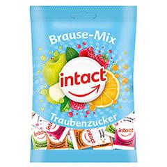 INTACT Traubenzucker Beutel Brause-Mix+Vitamin C 100 Gramm