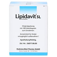 Lipidavit SL 100 Stück N2 - Linke Seite