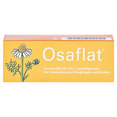 OSAFLAT Globuli 7.5 Gramm - Vorderseite
