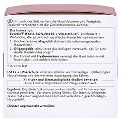 EUCERIN Anti-Age VOLUME-FILLER Tag trockene Haut 50 Milliliter - Linke Seite
