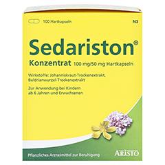 Sedariston Konzentrat 100 Stück N3 - Vorderseite