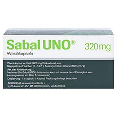 SabalUNO 120 Stück N2 - Unterseite