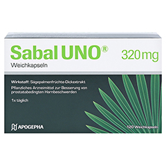 SabalUNO 120 Stück N2 - Vorderseite