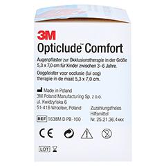 Opticlude 3M Comfort Disney Pflaster Boys midi 100 Stück - Rechte Seite
