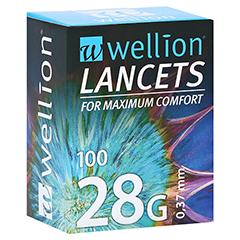 WELLION Lancets 28 G 100 Stück