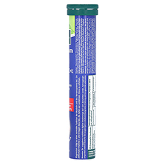 KNEIPP Magnesium 400+C+E Brausetabletten 15 Stück - Linke Seite