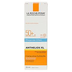 ROCHE-POSAY Anthelios XL LSF 50+ Creme / R + gratis My UV Patch 50 Milliliter - Vorderseite