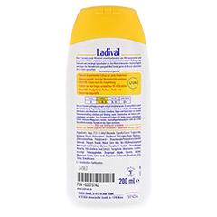 LADIVAL Kinder Sonnenmilch LSF 25 200 Milliliter - Rückseite