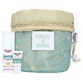 EUCERIN DermoPure schützendes Fluid LSF 30 + gratis Kosmetikbeutel inkl. DermoPure Renigungsgel 20ml 50 Milliliter