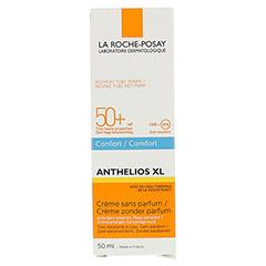 ROCHE-POSAY Anthelios XL LSF 50+ Creme / R + gratis My UV Patch 50 Milliliter - Rückseite