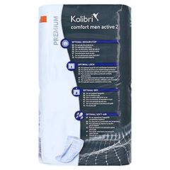 KOLIBRI comfort premium men active 2 Einlagen Mann 14 Stück - Rückseite