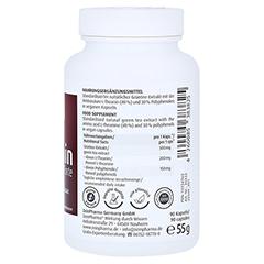 L-THEANIN Natural Forte 500 mg Kapseln ZeinPharma 90 Stück - Linke Seite