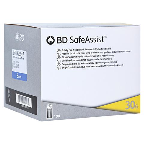 BD SAFEASSIST Sicherheits-Pen-Nadeln 30 G 8 mm 100 Stück