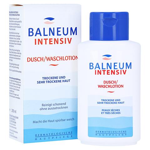 Balneum Intensiv Dusch- und Waschlotion 200 Milliliter