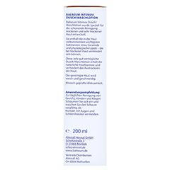 Balneum Intensiv Dusch- und Waschlotion 200 Milliliter - Linke Seite