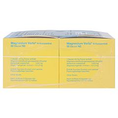 Magnesium Verla N Konzentrat 100 Stück N3 - Linke Seite