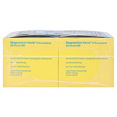 Magnesium Verla N Konzentrat 100 Stück N3 - Rechte Seite