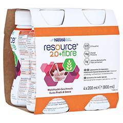 RESOURCE 2.0 fibre Mischkarton 6x4x200 Milliliter - Unterseite