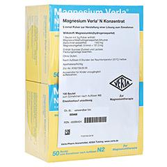 Magnesium Verla N Konzentrat 100 Stück N3