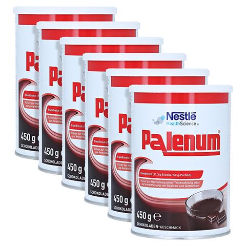 PALENUM Schoko Pulver 6x450 Gramm