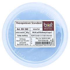 BORT Therapie Knet extra weich hellblau 80 Gramm - Oberseite