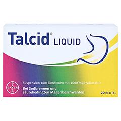 Talcid Liquid 20 Stück N1 - Vorderseite