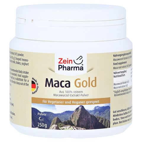MACA GOLD Pulver 250 Gramm
