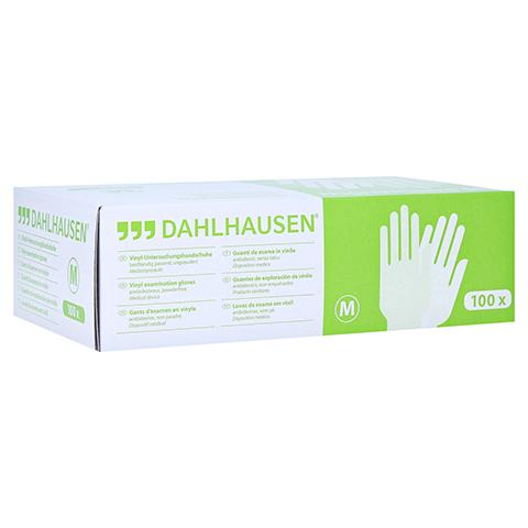 VINYL Handschuhe ungepudert Gr.M 100 Stück