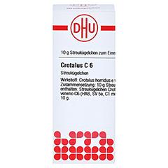 CROTALUS C 6 Globuli 10 Gramm N1 - Vorderseite