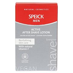 SPEICK Men Active After Shave Lotion 100 Milliliter - Rückseite
