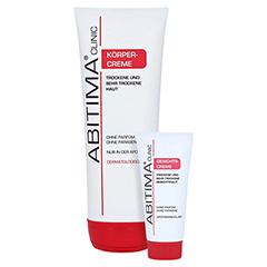 ABITIMA Clinic Körpercreme + gratis ABITIMA CLINIC Gesichtscreme 20 ml 250 Milliliter