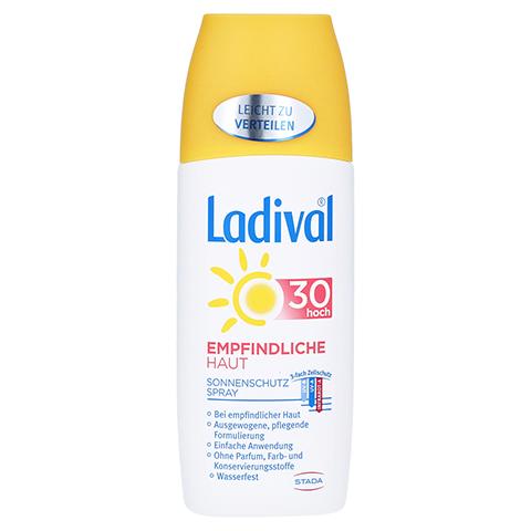 LADIVAL empfindliche Haut Spray LSF 30 150 Milliliter
