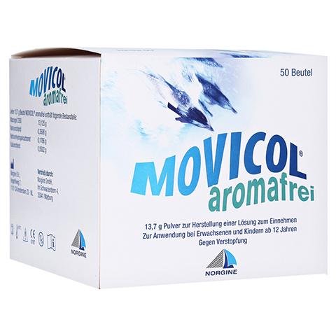 Movicol Aromafrei Pulver zur Herstellung einer Lösung zum Einnehmen 50 Stück