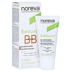 Exfoliac Getönte Bb-creme dunkel 30 Milliliter