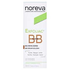 Exfoliac Getönte Bb-creme dunkel 30 Milliliter - Vorderseite