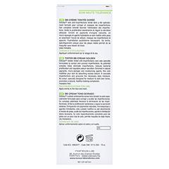 Exfoliac Getönte Bb-creme dunkel 30 Milliliter - Rückseite