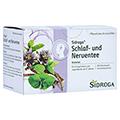 Sidroga Schlaf- und Nerventee 20x2.0 Gramm