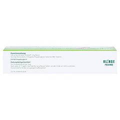 Venostasin-Gel Aescin 100 Gramm - Oberseite