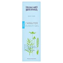 Hildegard Braukmann BODY CARE 7 Kräuter Dusch Gel 200 Milliliter - Vorderseite