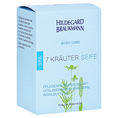 Hildegard Braukmann BODY CARE 7 Kräuter Seife 150 Gramm