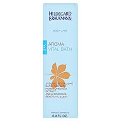 Hildegard Braukmann BODY CARE Aroma Vital Bad 200 Milliliter - Rückseite