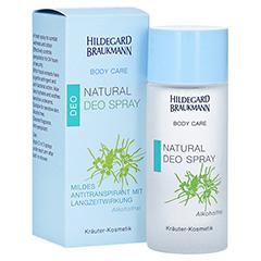 Hildegard Braukmann BODY CARE Natural Deo Spray 50 Milliliter