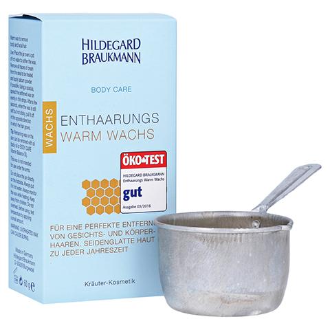 Hildegard Braukmann BODY CARE Enthaarungs Warm Wachs 60 Gramm