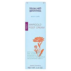 Hildegard Braukmann BODY CARE Ringelblumen Fuss Creme 100 Milliliter - Rückseite
