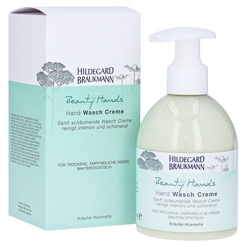 Hildegard Braukmann BEAUTY FOR HANDS Hand Wasch Creme 250 Milliliter